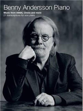 Benny Andersson Piano Music from ABBA Chess and More AM1013342