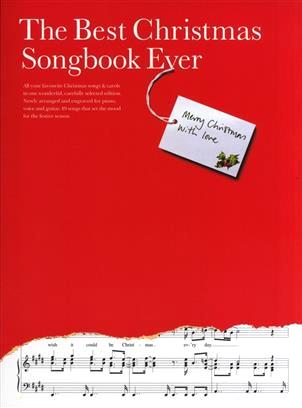 The Best Christmas Songbook Ever Piano Vocal Guitar 9780711977754
