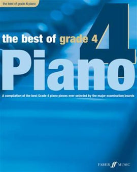The Best Of Grade 4 Piano Faber 2019-2020 Alternative Piece Bach Minuet BWV814