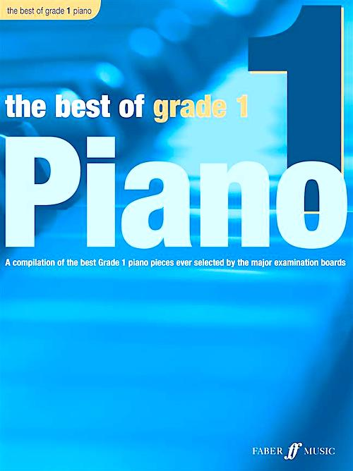 The Best Of Grade 1 Piano Faber Anthony Williams 057152771X