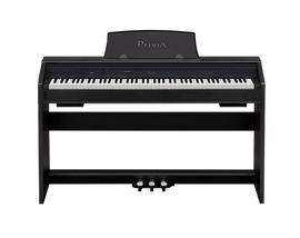Casio Privia PX760BK Digital Piano - Brand New! 88 Key Weighted Hammer Action