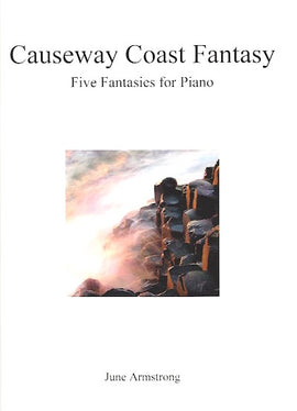 Causeway Coast Fantasy June Armstrong Five Fantasies for Piano 9790900223111