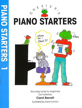 Chester's Piano Starters Volume One CH55661