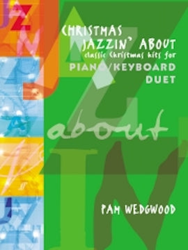 Christmas Jazzin' About - Piano Duet - Pam Wedgwood 0571515843