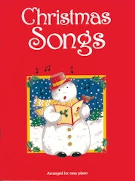 Christmas Songs (easy piano) Various arr. Barrie Carson Turner 9780571532872