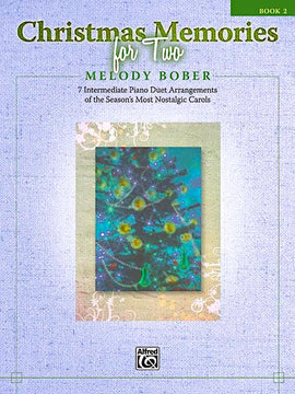 Christmas Memories for Two Book 2 Melody Bober