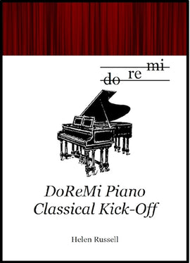 Classical Kick-Off DoReMi Piano Helen Russell DRM08