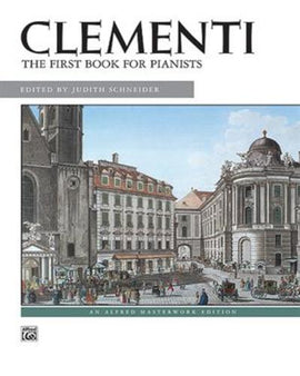 Clementi The First Book For Pianists Grade 2 9780739028964