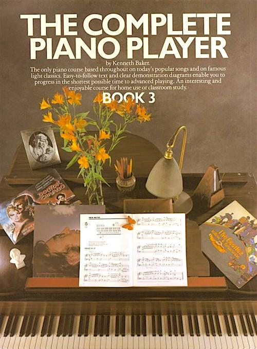The Complete Piano Player Book 3 AM34844