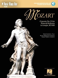 Concerto No. 23 in A Major KV488 Wolfgang Amadeus Mozart 9781596150867