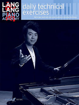 Lang Lang Piano Academy Daily Technical Exercises 0571540627