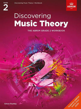 Discovering Music Theory - Grade 2 ABRSM