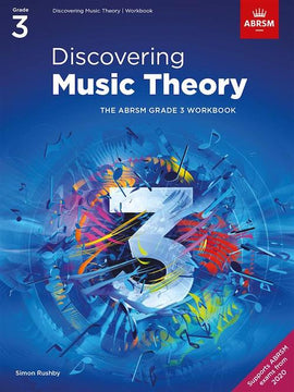 Discovering Music Theory - Grade 3 ABRSM