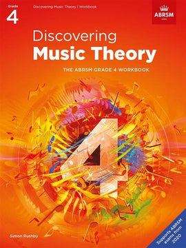 Discovering Music Theory - Grade 4 ABRSM