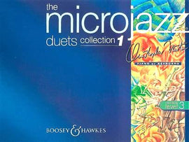 Microjazz Duets Collection 1 Christopher Norton Piano or Keyboard Level 3