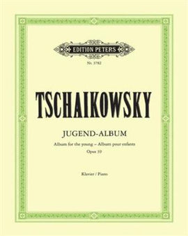 Tchaikovsky Album For The Young Op.39 Alternative Pieces Grades 3 and 4 EP3782