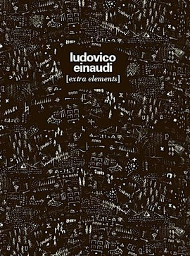 Ludovico Einaudi Extra Elements Piano Music Book Elegy for the Arctic CH85525