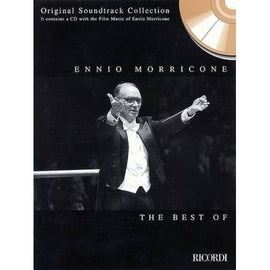 Ennio Morricone, The Best Of, Soundtrack Collection +CD, 9790215106642