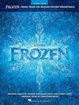 Frozen: Music from the Motion Picture - Piano Solo Songbook HL00128220