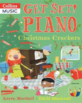 Get Set Piano Christmas Crackers Karen Marshall & David Blackwell 9780008306144
