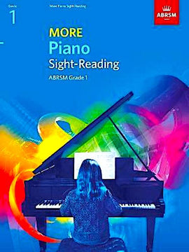 More Piano Sight-Reading  Grade 1 ABRSM  9781786012821