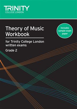 Trinity, Theory Of Music Workbook, Grade 2, 9780857360014