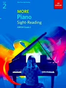 More Piano Sight-Reading  Grade 2 ABRSM  9781786012838