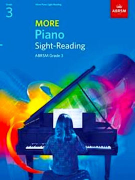 More Piano Sight-Reading  Grade 3 ABRSM  9781786012845
