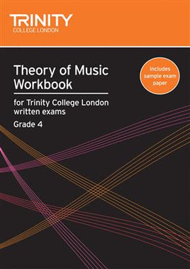 Trinity Theory Of Music Workbook Grade 4 9780857360038