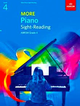More Piano Sight-Reading  Grade 4 ABRSM  9781786012852