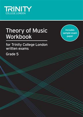 Trinity, Theory Of Music Workbook, Grade 5, 9780857360045