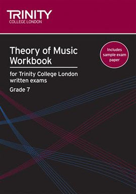 Trinity, Theory Of Music Workbook, Grade 7, 9780857360069