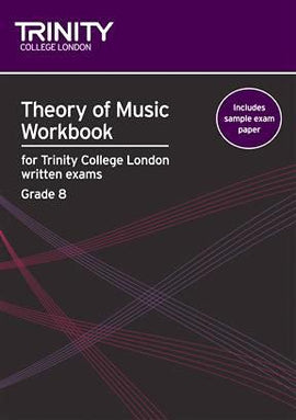 Trinity, Theory Of Music Workbook, Grade 8, 9780857360076