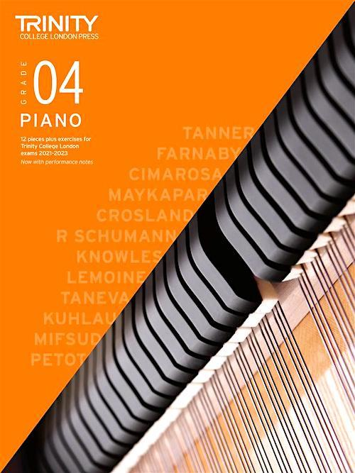 Trinity Pack 1 Initial - Grade 8 Piano 2021-23  Book Only