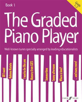 The Graded Piano Player Grades 1-2 Book 1 9780571539406