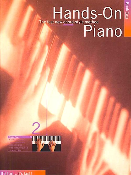 Hands On Piano 2 Basic Chord Shapes Popular Songs Hands-On Two AM927553