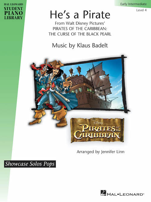 He's A Pirate - Pirates Of The Caribbean The Cures Of The Black Pearl HL00296773