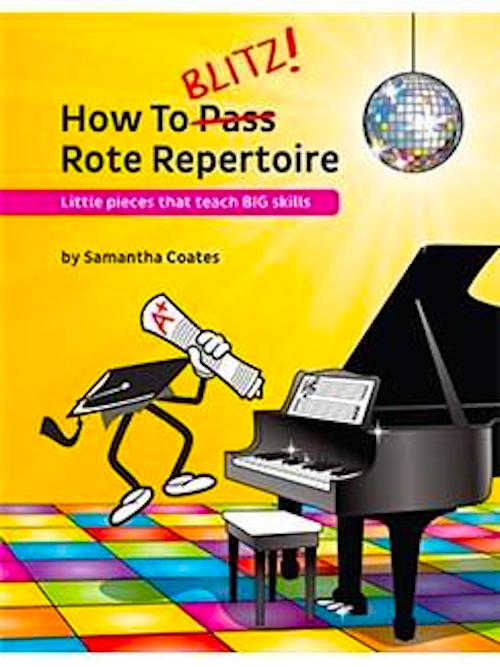 How To Blitz Rote Repertoire Samantha Coates