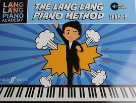 Lang Lang Piano Method Level 3 Piano Tutor Book 0571539130