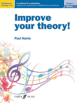 Improve Your Theory Grade 1 Paul Harris 9780571538614