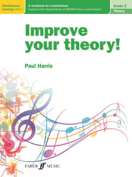 Improve Your Theory! Grade 2, Paul Harris 9780571538621