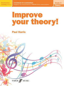 Improve Your Theory! Grade 3, Paul Harris 9780571538638