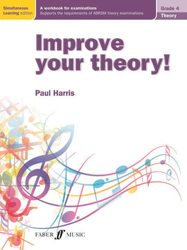 Improve Your Theory! Grade 4 Paul Harris 9780571538645