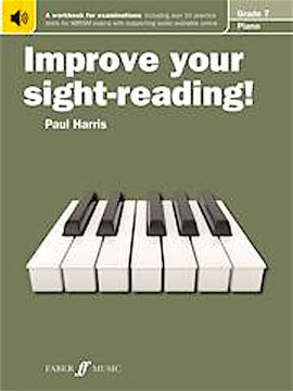 Improve Your Sight-Reading Grade 7 Paul Harris 0571533078