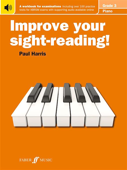Improve Your Sight-Reading Paul Harris Grade 3 9780571533039