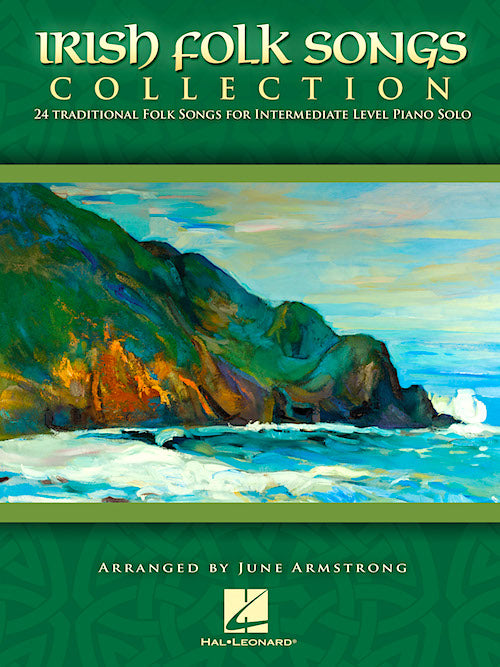 Irish Folk Song Collection Arr. June Armstrong Piano 9781495094873