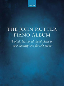 The John Rutter Piano Album