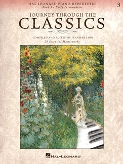 Journey Through the Classics 3 Early Intermediate 9781458411518