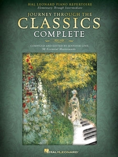 Journey Through the Classics Complete Hal Leonard 9781476874333