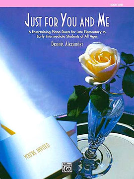 Just For You And Me Book 1 Dennis Alexander Reflections ABRSM Grade 1